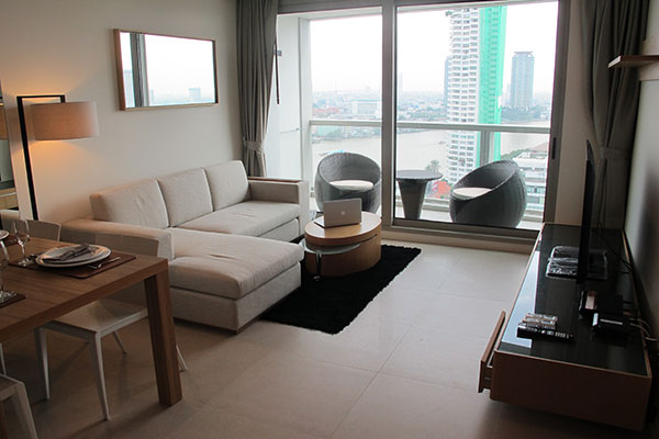 The River Condo studio for sale 1